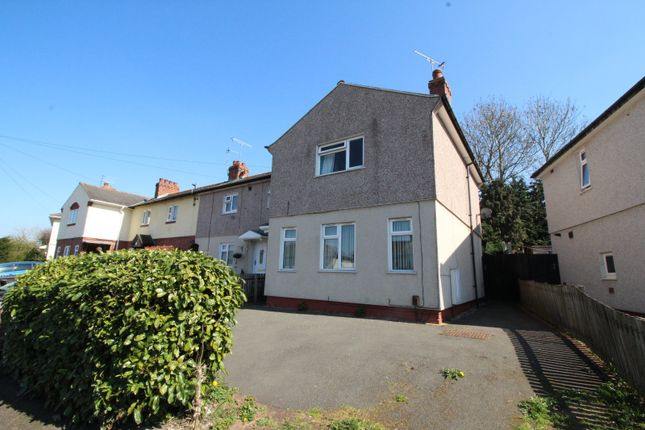 2 Bedroom End Of Terrace House