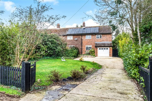 5 bed semi-detached house