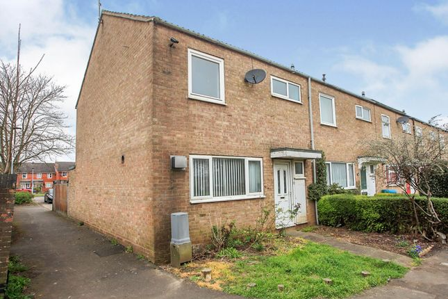 3 bed end terrace house