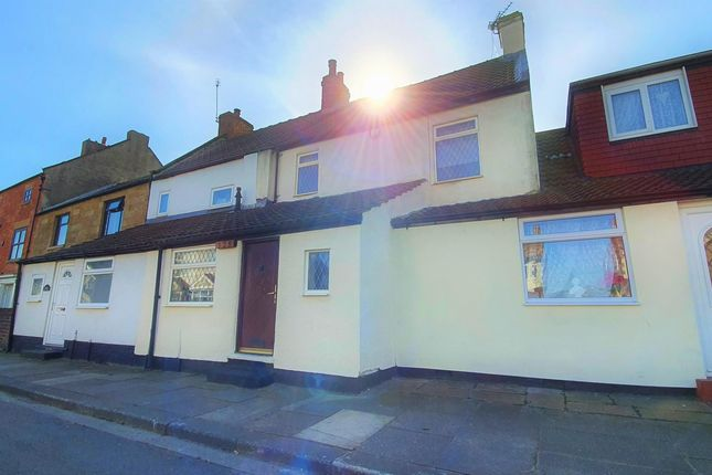 1 bed terraced house