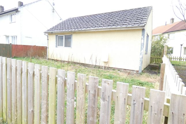 1 bed detached bungalow