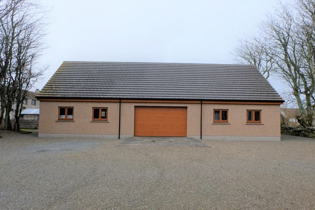 3 bed bungalow